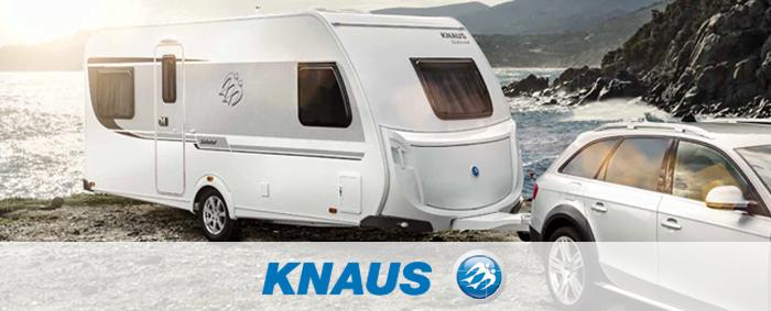 Knaus caravans