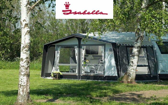 Isabella tent