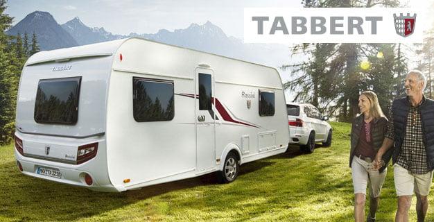 Tabbert caravan