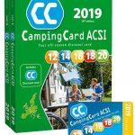ASCI CampingCard kortingsboek 2019 Recreama Caravans Groningen