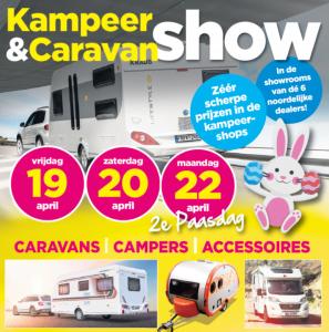 paasshow Recreama Caravans Groningen 22 april 2019