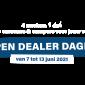 7 t/m 12 juni KnausTabbert open Dealerdagen